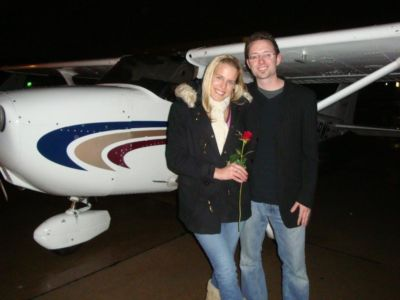 Valentines Flight