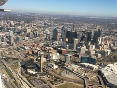 Aerial Shot Dallas