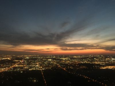 Dallas at Dusk