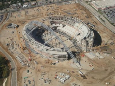 New Dallas Cowboys Stadium