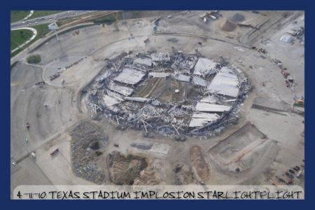 Dallas Cowboys Old Stadium